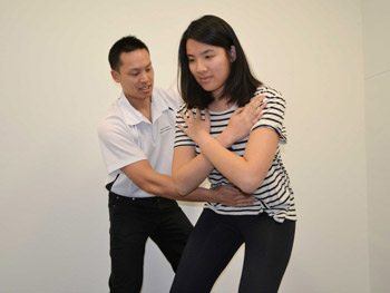 Northbridge physiotherapy Cammeray Willoughby