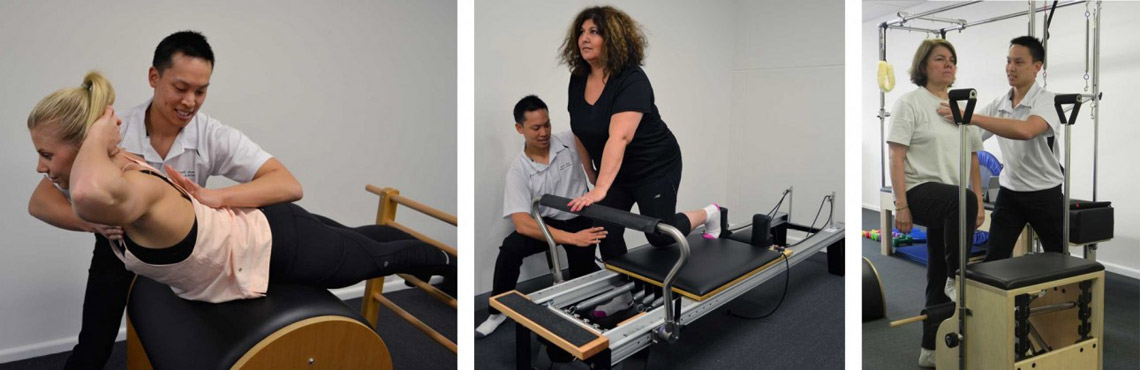 physio pilates Naremburn