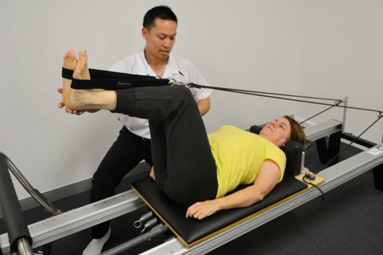 pilates physiotherapy willoughby