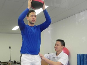 Sports Physiotherapy Northbridge Willoughby