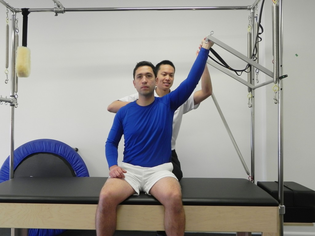 sports physiotherapy northbridge