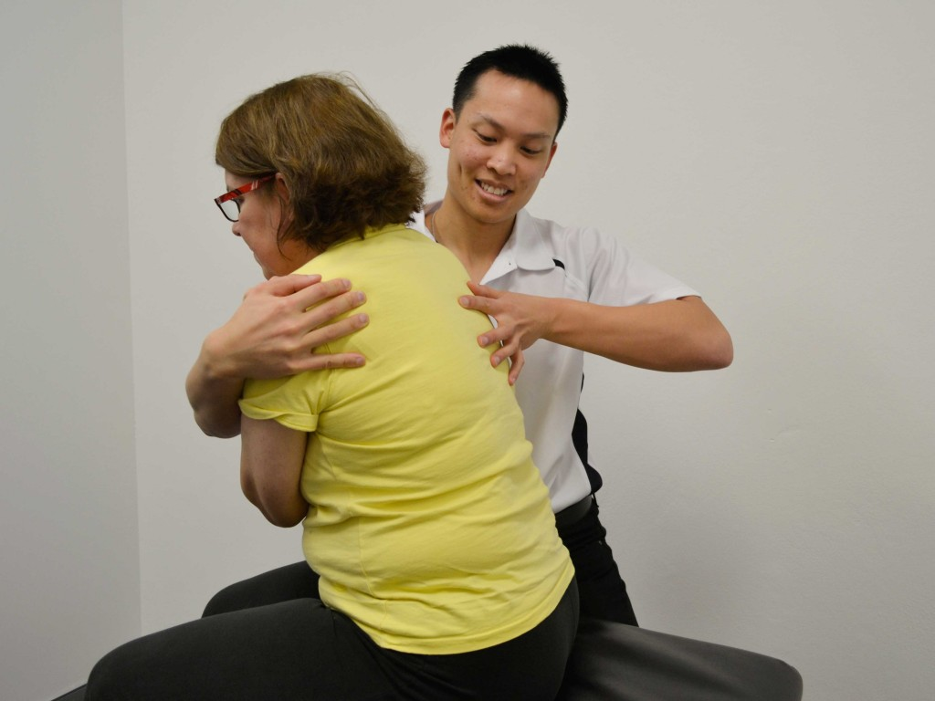 physiotherapy Cammeray North Shore clinic