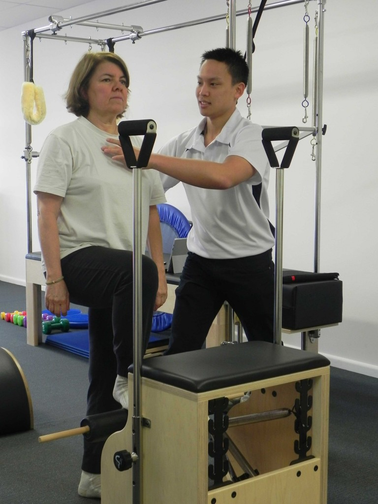 postural assessment Northbridge Willoughby
