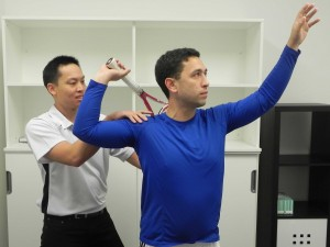 sports physiotherapy clinic Northbridge North shore