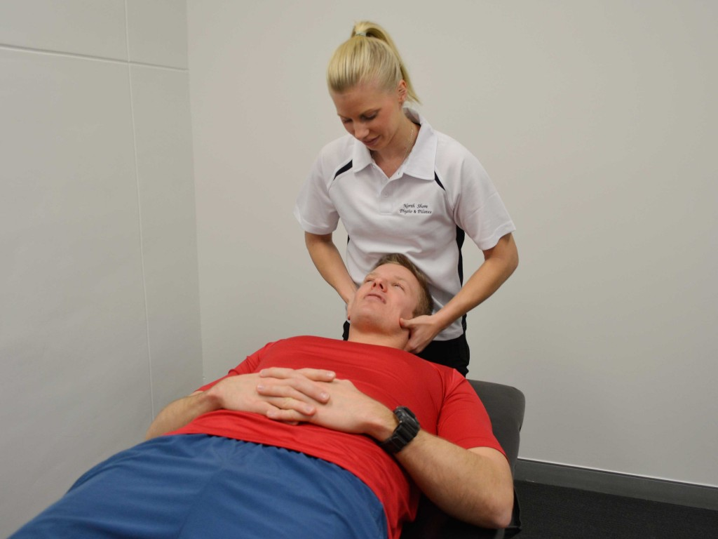 physiotherapy in Northbridge Willoughby North Shore