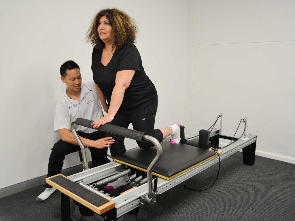 physical therapy pilates