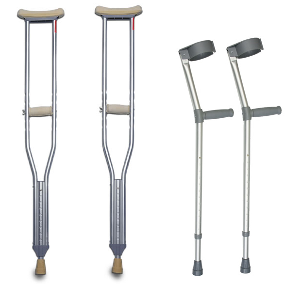 Northbridge physio products crutches